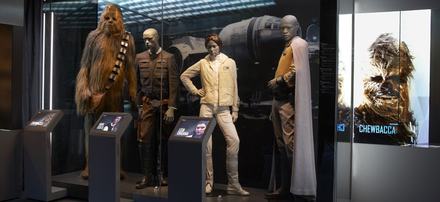 L'exposition Star Wars Identities, 5 objets à ne pas rater avec Patrice Girod