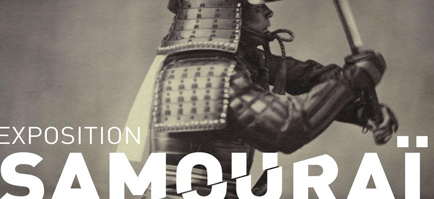 Ouverture à Nantes de l'exposition Samouraï - 1000 Ans d'Histoire du Japon