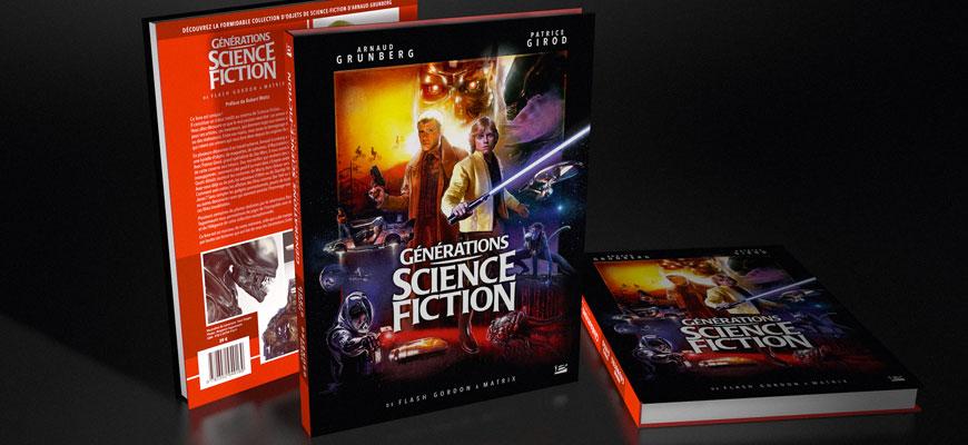 Livre GÉNÉRATIONS SCIENCE-FICTION