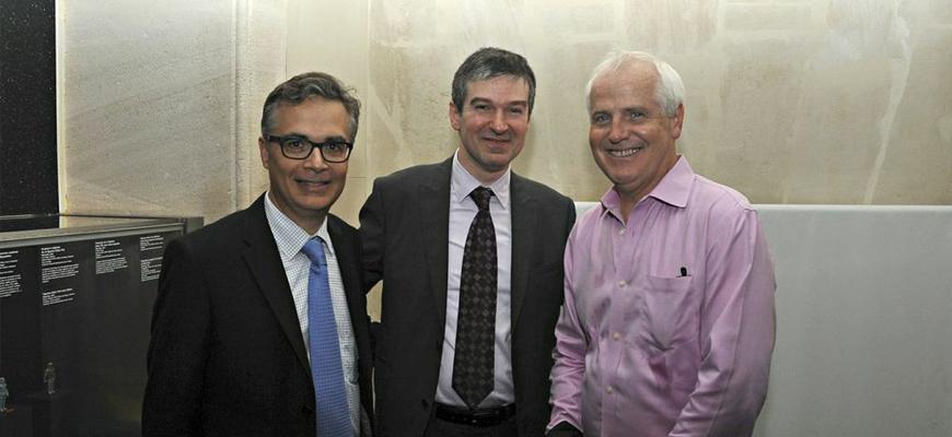 Bilan de l'activité avec Patrice Girod, Directeur des Expositions