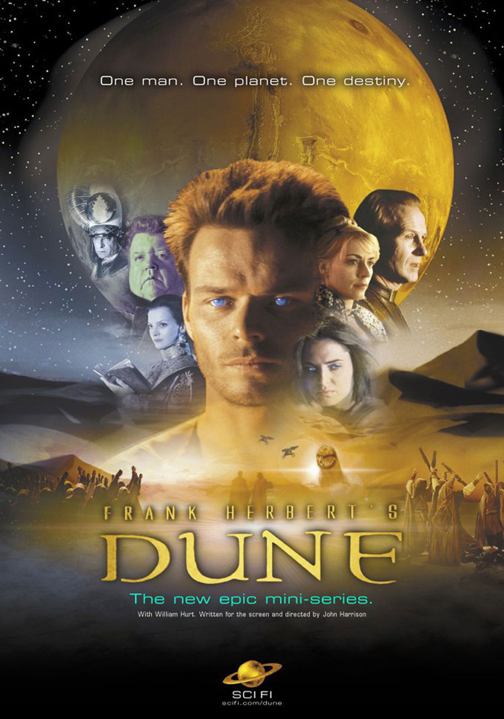 dune mini s233rie sciencefictionarchivescom