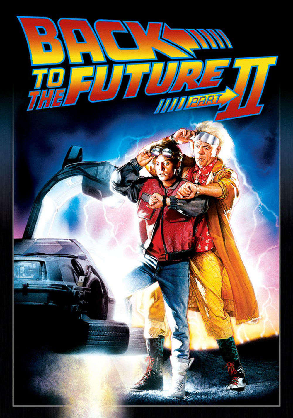 back to the future ii sciencefictionarchivescom