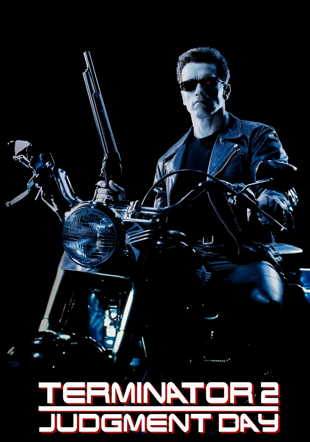 Terminator 2 : ... T 1000 Terminator 2