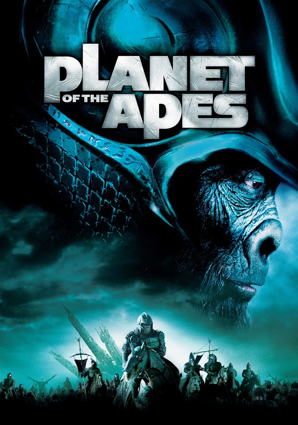 planet of the apes 2001 sciencefictionarchivescom