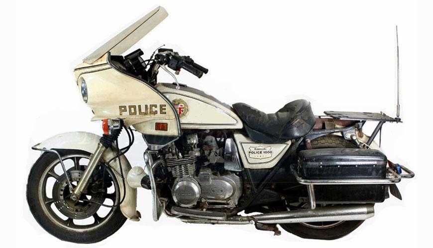 Original T 1000 Motorcycle Sciencefictionarchivescom