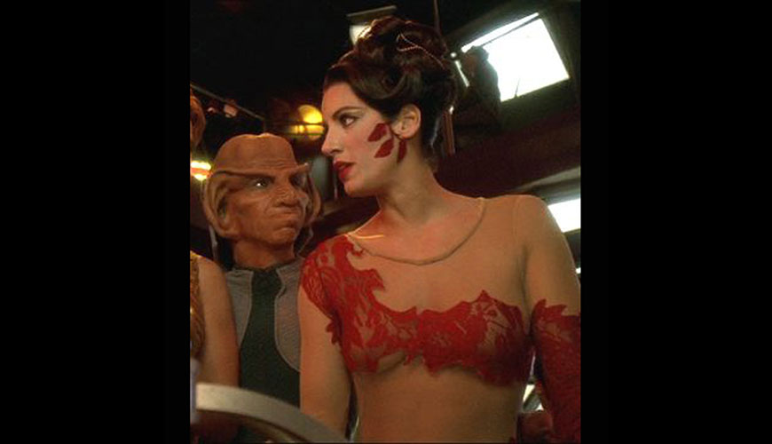 Star trek deep space nine sex